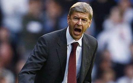 Crazy Wenger