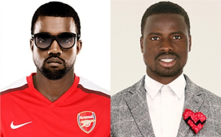 Maybe if Eboue spent less time promoting his new album, there would be less '808s and Heartbreak' between him and the Arsenal fans.