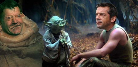 Let's not forget that Phil Brown learnt everything he knows from Yoda and Jabba the Allardyce.