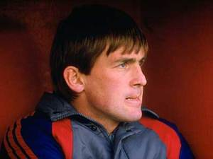 This is Dalglish stressed. And happy. And angry.