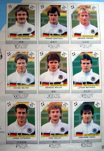 Those sticker albums are only going to get harder to fill...