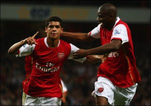 Not the new Cesc, and not the new Vieira.