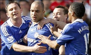 Lampard's enjoying it, Terry too. Alex doesn't seem to be getting much pleasure though. Looks like Fat Frank is a selfish lover...