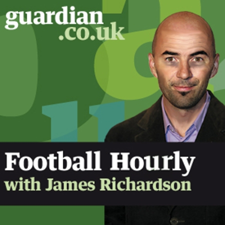 The extra Guardian shifts begin to take their toll as James Richardson looks to replace his lost Setanta income.
