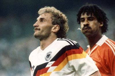 He thought Voller wouldn't feel it through the perm.