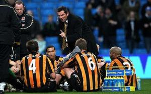 Listen up lads, I want to make a point. And win none for the rest of the season...