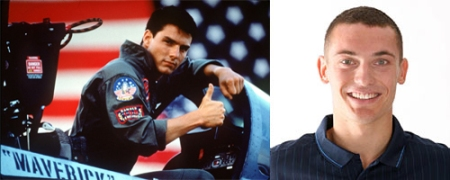 Maverick denies the accusation that the Top Gun award is designed to favour Arsenal players.
