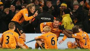 jimmy bullard goal celebration man city hull