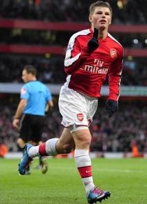 Andrei Arshavin Arsenal