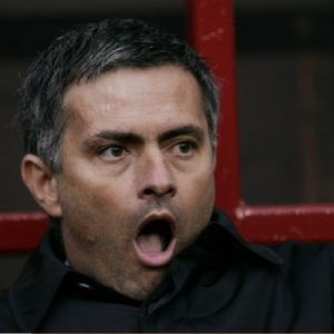 Jose Mourinho Chelsea Inter