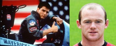 Wayne Rooney top gun