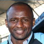 Patrick Vieira Man City