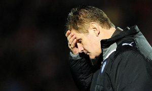 Brian Laws Burnley