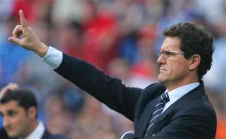 capello england
