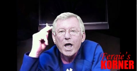 alex ferguson media